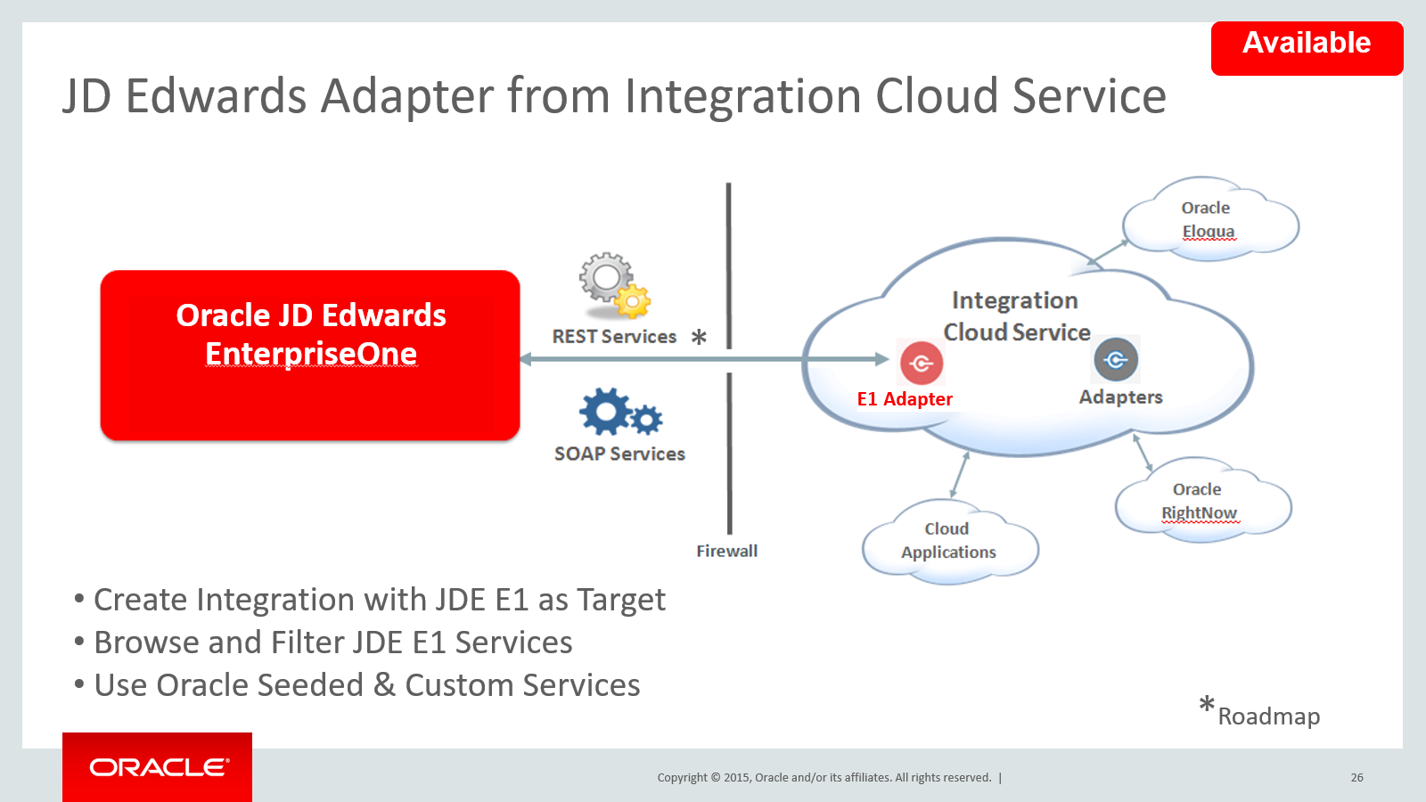 Oracle Openworld 2016 Jd Edwards News Summary Redfaire