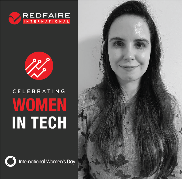 Meet Redfaire International's Women in Tech | Éibhlín Kelly
