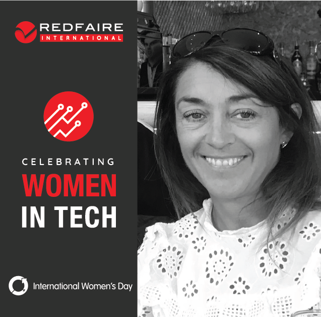 Meet Redfaire International's Women in Tech | Kerry Cadley